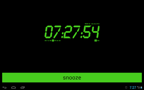 app alarm clock radio free apk for windows phone android games and apps. Black Bedroom Furniture Sets. Home Design Ideas