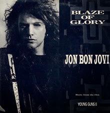 Jon Bon Jovi Blaze Of Glory