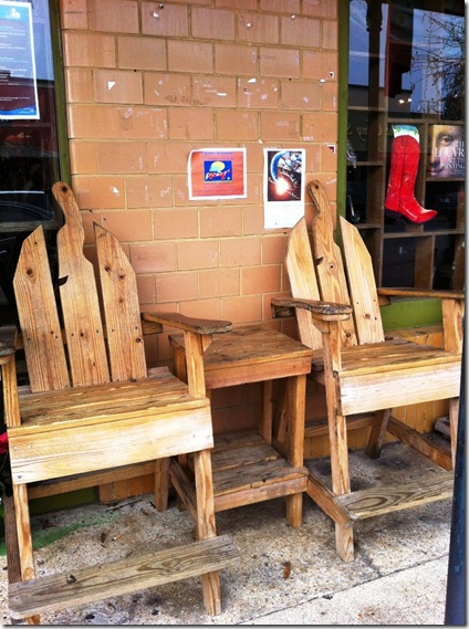 Pelican chairs