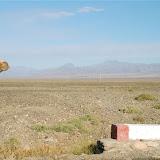 Tianshan - la tête du chameau et les montagnes