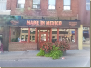 Made in Mexico (Newmarket)