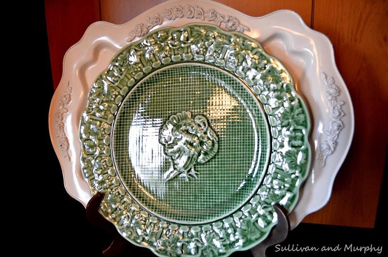 turkey plate