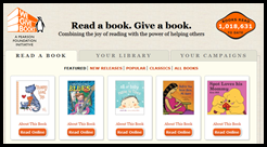 We Give Books Charitable Organization - Free Books for Your Classroom