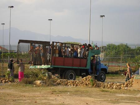 Cuba: Ancon beach