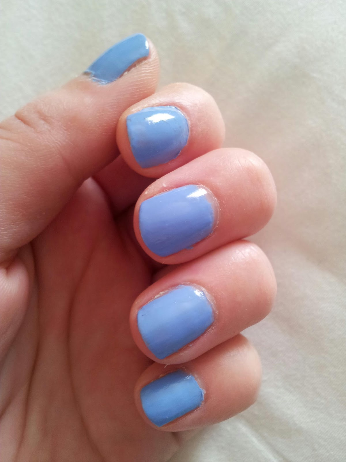 Home Gel manicure? Barry M Gelly Hi-Shine Nail Polish ~ Face Facts
