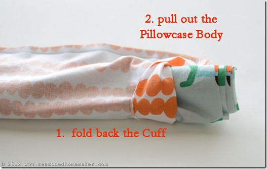 Pillowcase Tutorial 13