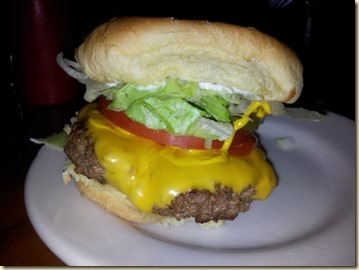 Zip's Cheeseburger