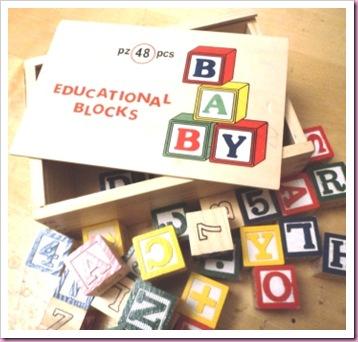 Building Block Names