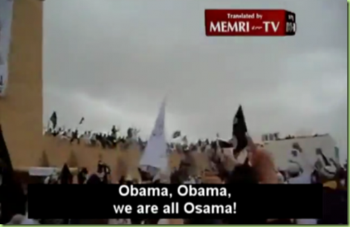 obama we are all osama
