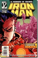 P00167 - El Invencible Iron Man #324