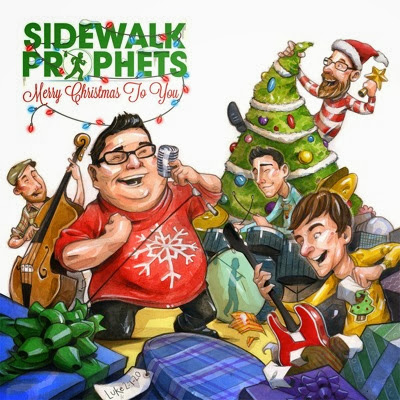 Merry christmas to you cd sidewalk prophets