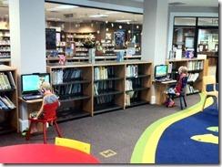 Boys @ library