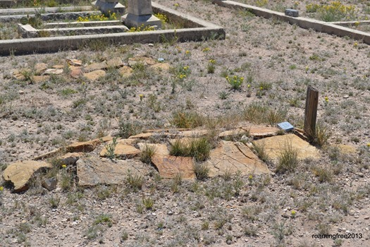 Really old graves