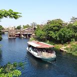 the Lost River Delta at Tokyo DisneySea in Urayasu, Tiba (Chiba) , Japan