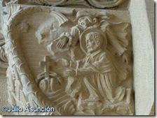 Milagro del cangrejo - Basílica de San Francisco Javier