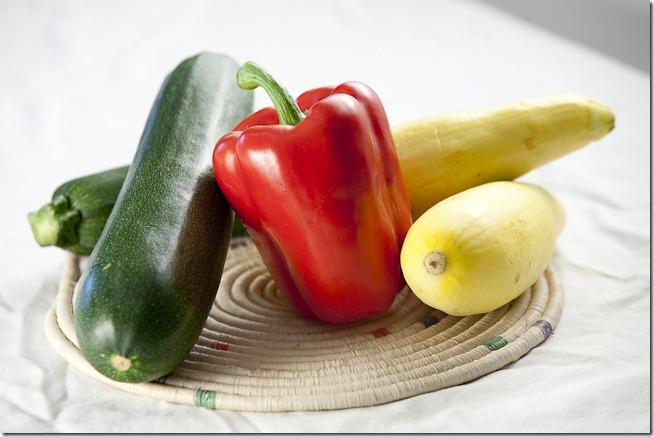 Pepper Zucchini Squash-6
