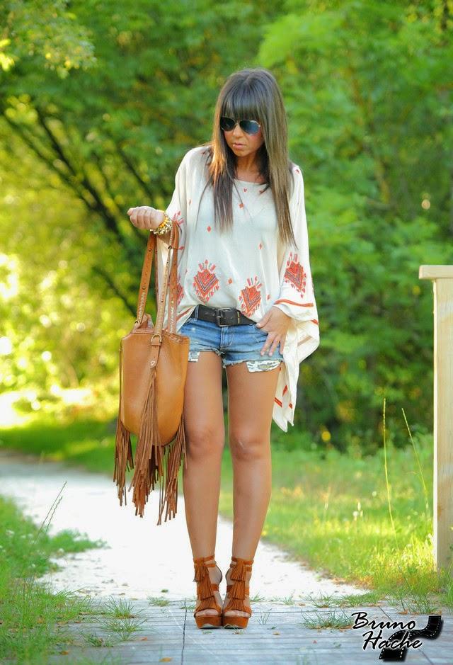 Spring fashion trend: boho chic