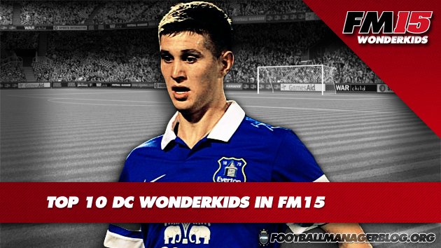Top 10 DC Wonderkids in FM15