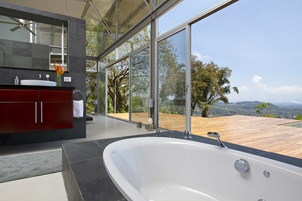 baño-casa-bioclimatica
