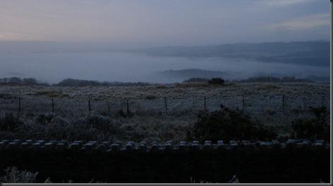 Low Mist on Douglas Valley
