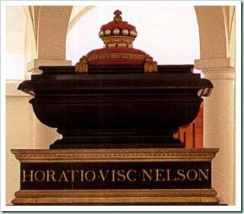 nelson-wolsey sarcophagus