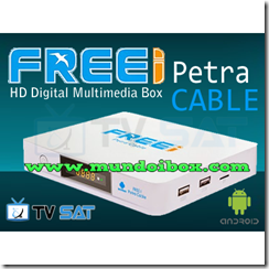 FREEI PETRA CABLE