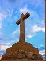 cross by Sean MacEntee on flickr