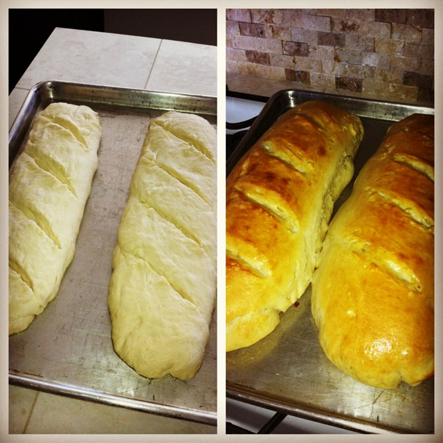 1 hour french bread from Fast, Cheap, and Easy