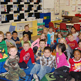 WBFJ Cici's Pizza Pledge - Hasty Elementary - Mrs. Dawson's Kindergarten Class - Thomasville - 2-5-1