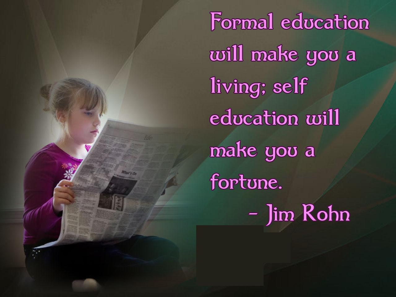 Famous Quotes On Education
