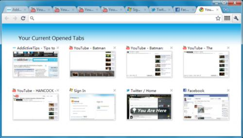 Descargar Tabs Visual Manager gratis