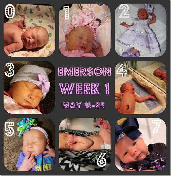 Emerson Week 1