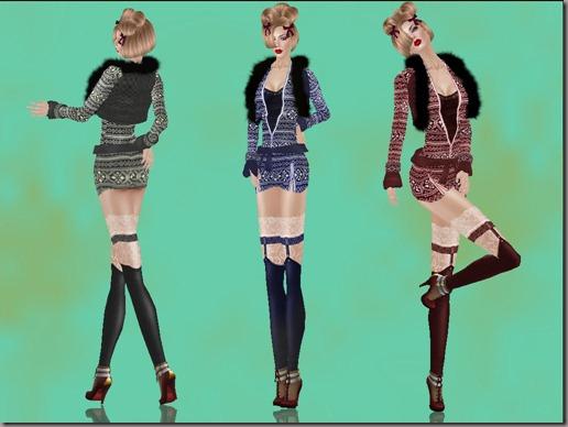 aDiva couture Fantabulous NorwegianComplete