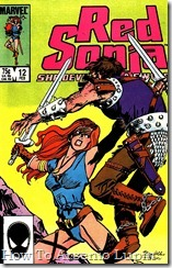 P00014 - Red Sonja v2 #12