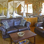 Ruaha River Lodge, Chalet © Foto: Ulrike Pârvu | Outback Africa Erlebnisreisen