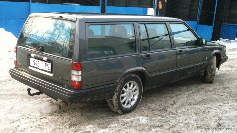 1994 Volvo 940 Wagon Specifications, Pictures, Prices