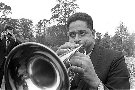 Dizzy Gillespie Jazz Man July 1963 at Fort Belvedere Near Ascot 3.jpg