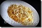 Olaszt tészták, spagetti