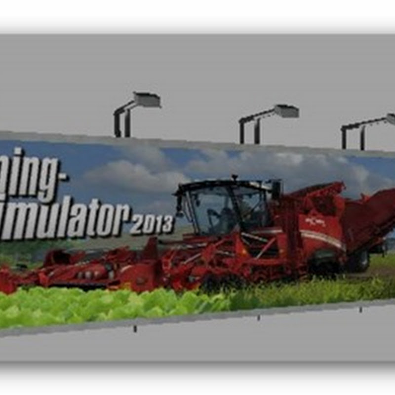 Farming simulator 2013 - LS Advertising 2013 v 1.0