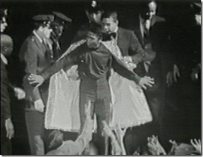 James Brown manifestações