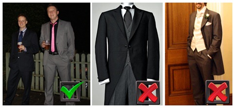 The First Thing Most Wedding Guests Think About Is What To Wear For Men It S Easy A Suit And Tie Should Avoid Tails Or Edwardian Suits Unless