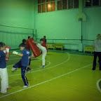 Тренировки в 95-й школе.