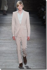 Alexander McQueen Menswear Spring Summer 2012 Collection Photo 22