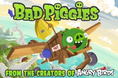 review game Bad Piggies for android,ios,windows,dan mac