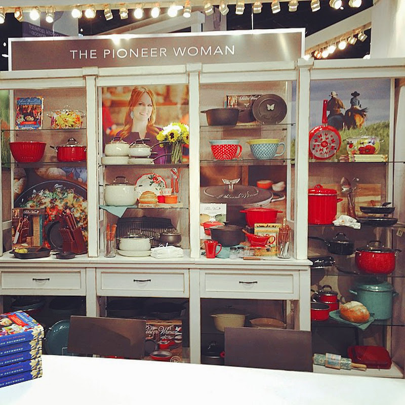 The Pioneer Woman's New Product Line ~ all the latest from ...