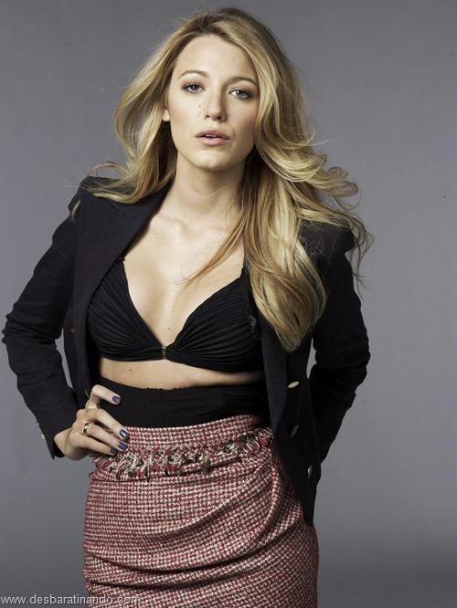 Blake Lively linda sensual Serena van der Woodsen sexy desbaratinando  (102)