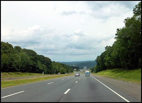 14 - I-84 north of Hartford to Exit 71
