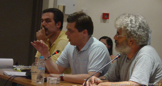 Δημοτικοί σύμβουλοι του ΚΚΕ: Παραληρηματική αντικομμουνιστική υστερία του «Χρυσόστομου Αγγούρια» στον «Ημερήσιο».