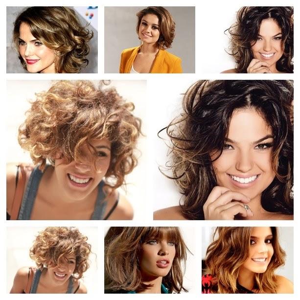 Para cabelos curtos: Looks Diferentes