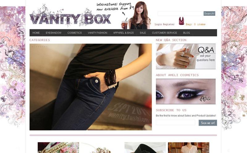 vanitybox